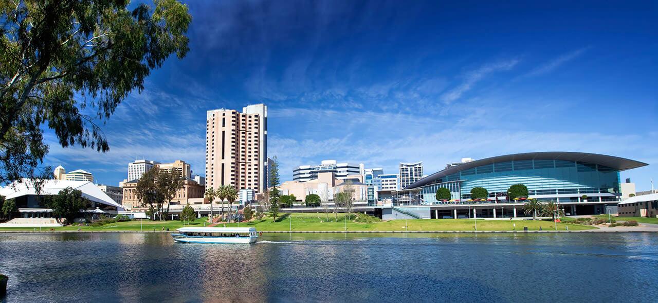 Aktuelle Uhrzeit Adelaide Australien