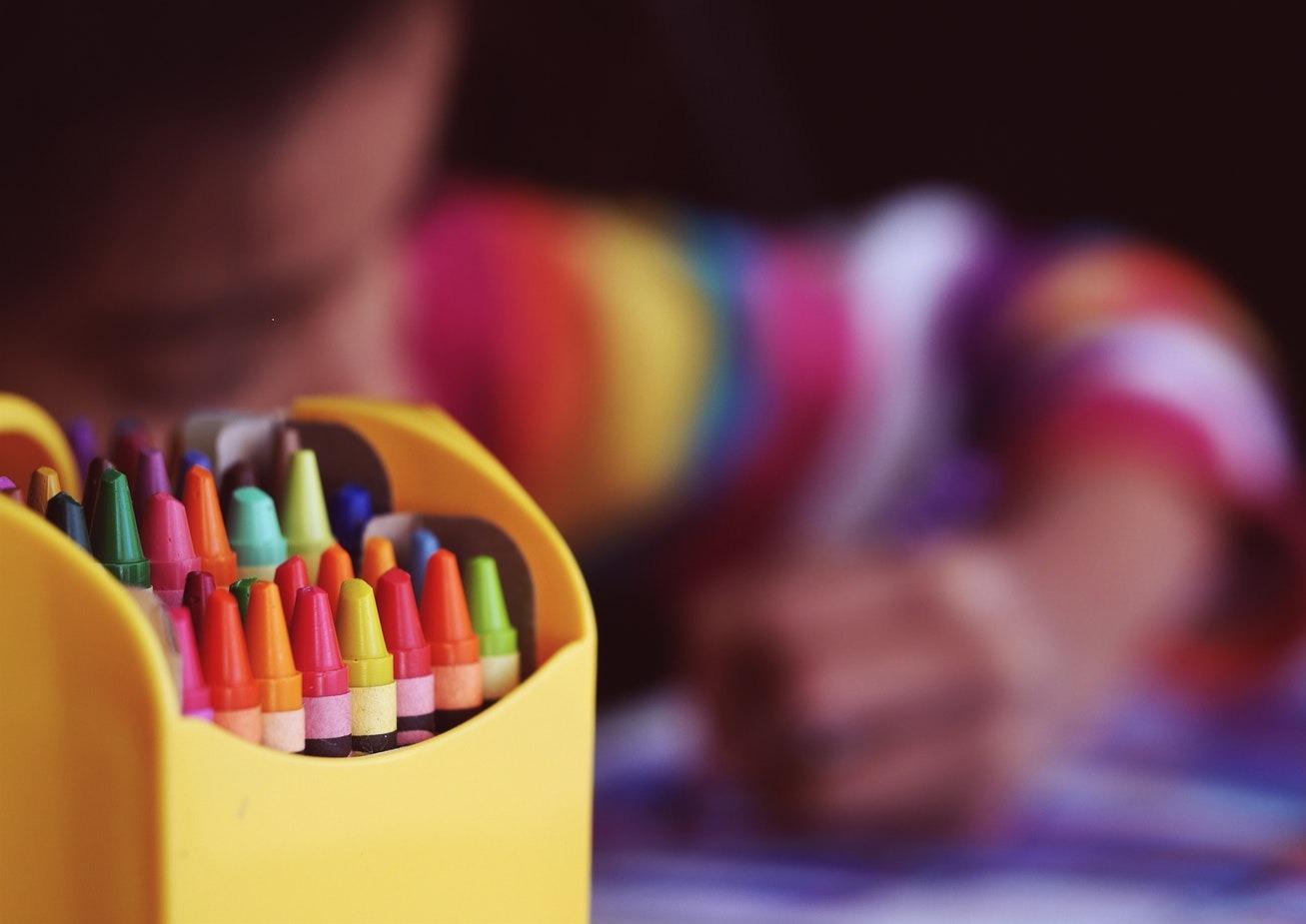 Crayons | Self Storage Australia Elizabeth South